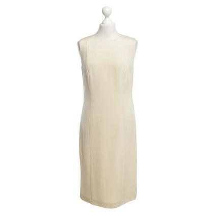 Rena Lange Schede jurk in licht beige