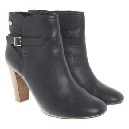 Other Designer Tommy Hilfiger Ankle Boots in Dark Blue