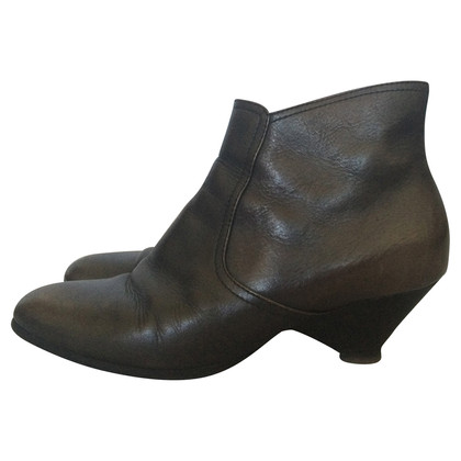 Maison Martin Margiela Leather boots