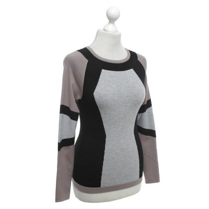 Karen Millen Sweater in driekleur