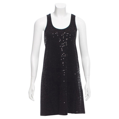 Ralph Lauren Dress Cotton in Black - Second Hand Ralph