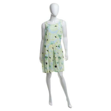 French Connection Silk dress with floral print