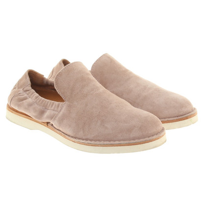 Shabbies Amsterdam Slippers in Nude