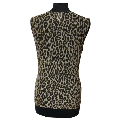 Dolce & Gabbana Semi-transparante overhemd