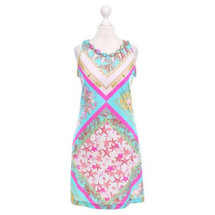 Blumarine Strand jurk met patroon