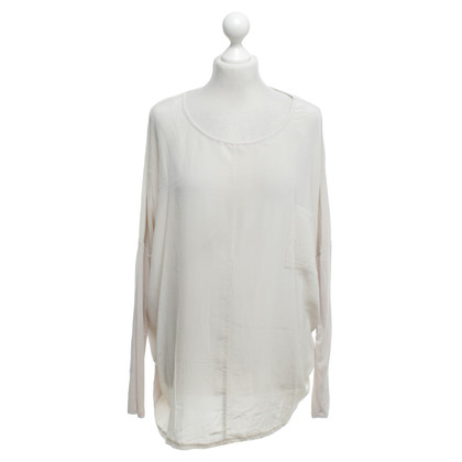 Max Mara top in beige