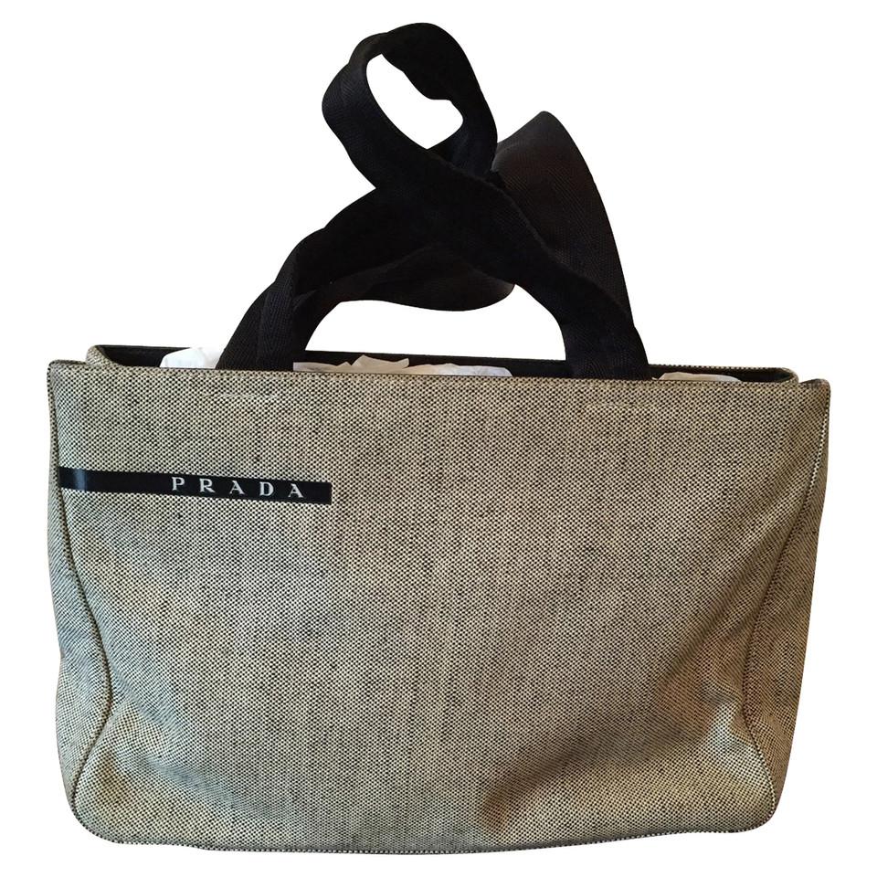 prada tasche second hand prada tasche gebraucht kaufen f r 255 00 2074835. Black Bedroom Furniture Sets. Home Design Ideas