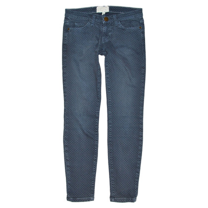 Current Elliott Jeans with dots pattern