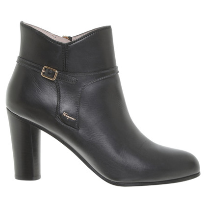 Salvatore Ferragamo bottines élégantes