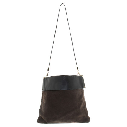 Lanvin Tote Bag Suede