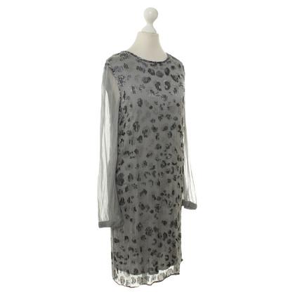Topshop Kleid mit Pailletten