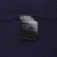 Iris von Arnim Jacket & jurk in fuchsia / blauw