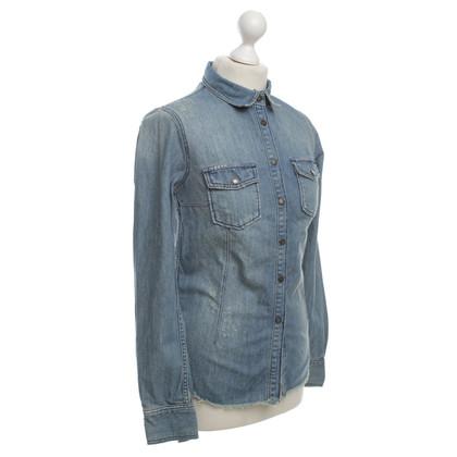 Zadig & Voltaire Denim shirt Beste waarde!
