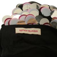Matthew Williamson Rock mit Schmucksteinen
