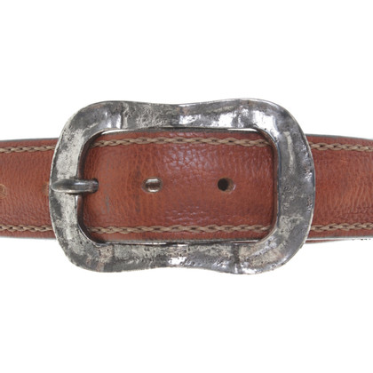 Post & Co Belt made of leather