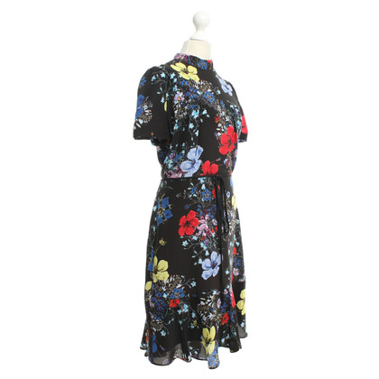 Erdem Robe avec imprimé floral