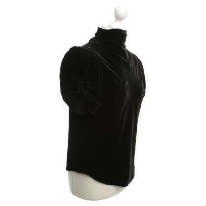 Isabel Marant Etoile Top in zwart