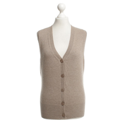 FTC Knitted vest in cashmere
