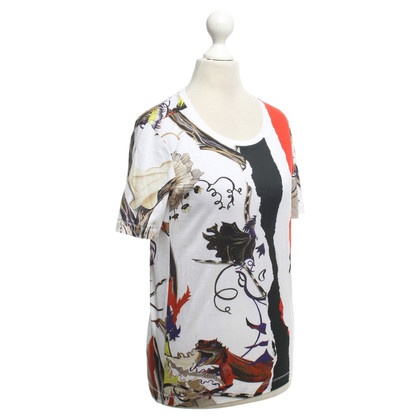 Balenciaga T-shirt with print motif