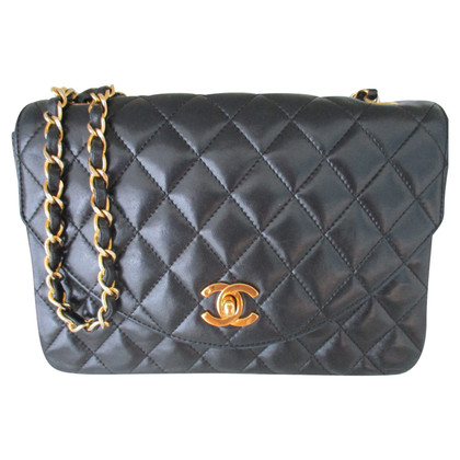 Chanel Chanel Classic small flap bag black