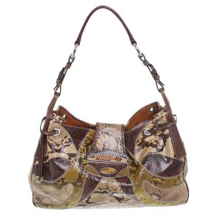 Prada Handtasche aus Schlangenleder