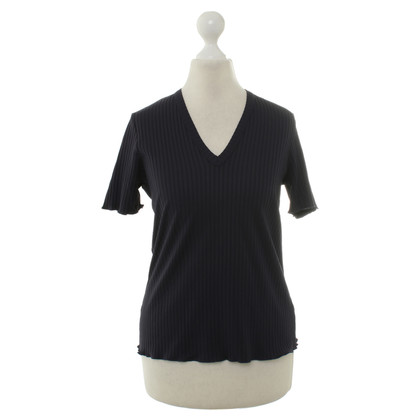 Marithé et Francois Girbaud T-Shirt in dark blue