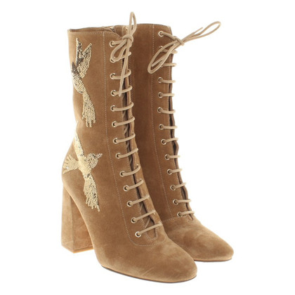 Red Valentino Boots in light brown