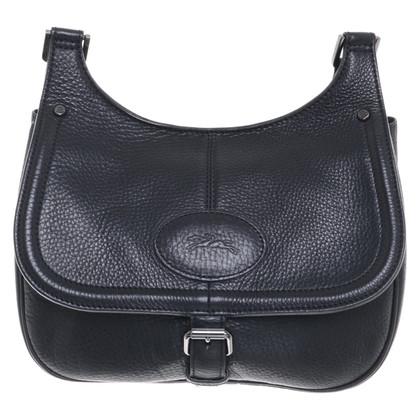Longchamp Umhängetasche aus Leder