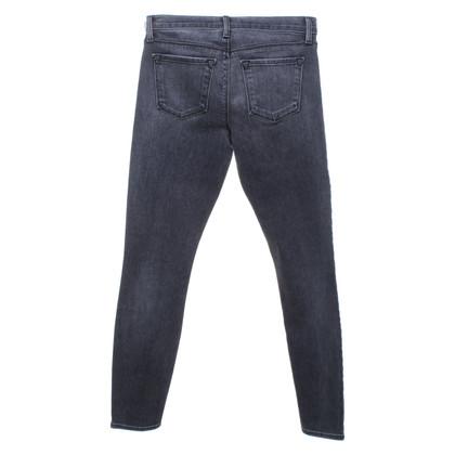 J Brand Skinny Jeans in grijs
