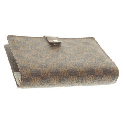 Louis Vuitton Ringordner mit Monogram-Canvas-Muster