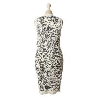 Balenciaga Jurk met Jacquard patroon