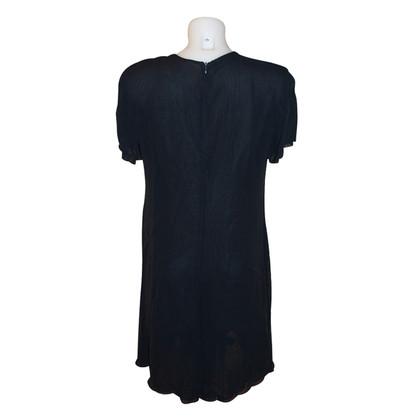 Alberta Ferretti black dress