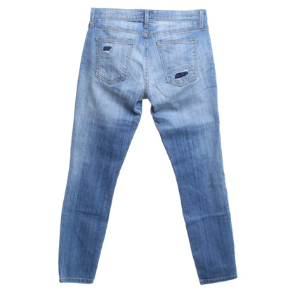 Current Elliott Used-Jeans mit Waschung