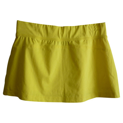 Adidas by Stella McCartney Gonna da tennis in giallo