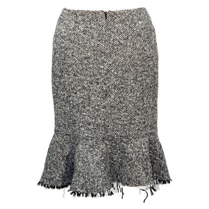 Hobbs skirt in grey