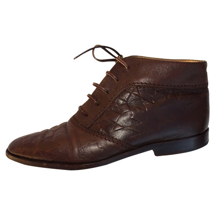 Sergio Rossi Chaussures à lacets