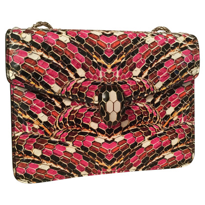 "Bulgari ""Serpenti Python Bag"""