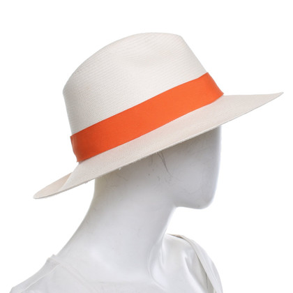 Other Designer Frescobol Carioca - hat with ribbon
