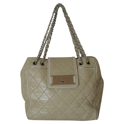 Chanel Beige di shopper Chanel