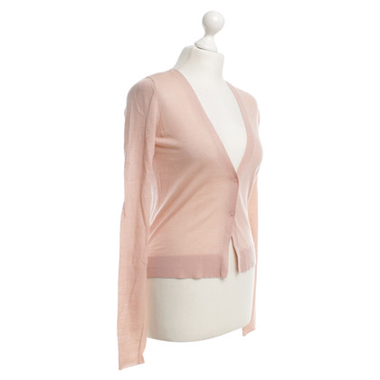 Dorothee Schumacher Strickjacke in Rosa