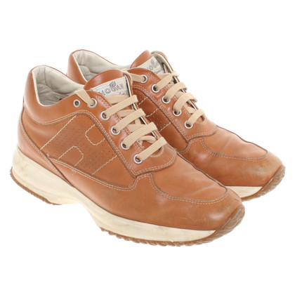 Hogan Lace-up shoes in brown