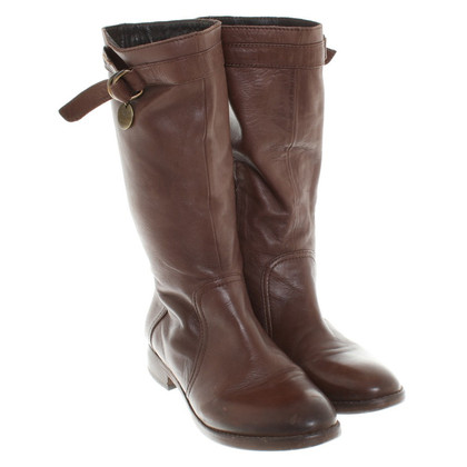 Patrizia Pepe Boots in Brown