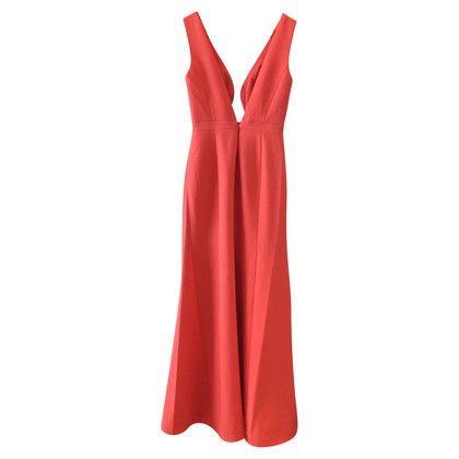 BCBG Max Azria Evening dress in coral red