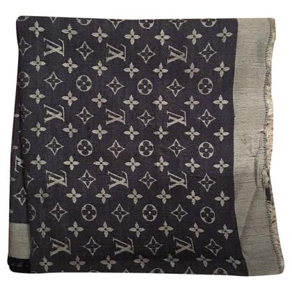 Louis Vuitton Scialle blu