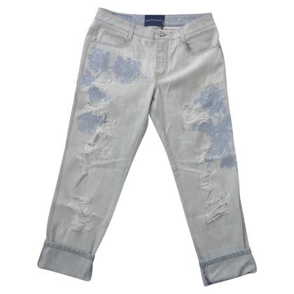 Ermanno Scervino Boyfriend Jeans