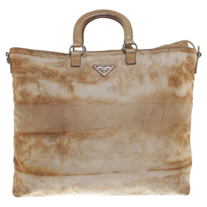 Prada Ocher shopper