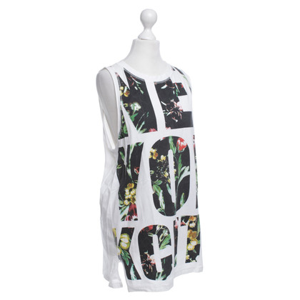 3.1 Phillip Lim T-shirt with floral pattern