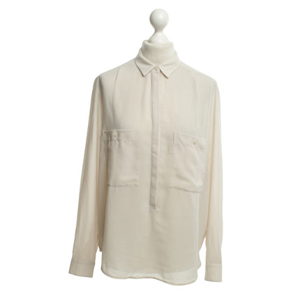 Filippa K Blusa in crema