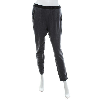 Forte Forte trousers in grey / black
