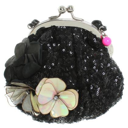Patrizia Pepe Shoulder bag with application